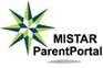 Image with MiSTAR Logo. Image text reads: MISTAR Parent Portal.