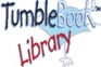 Image of Tumble Book Library logo. Image text reads: Tumble Book Library